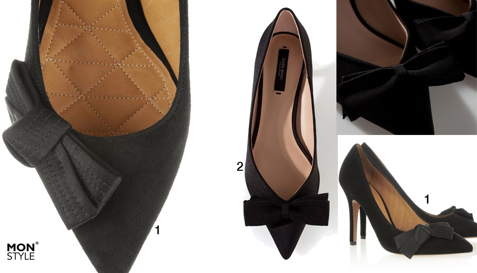 Broke or Bargain: Isabel Marant bow pumps