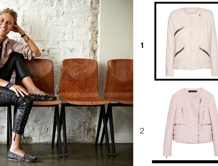 Broke or Bargain: Isabel Marant leather jacket