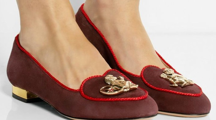 Charlotte Olympia slippers