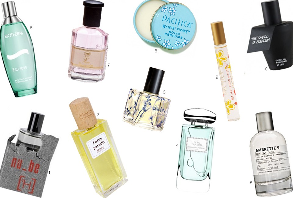 eco-friendly perfumes