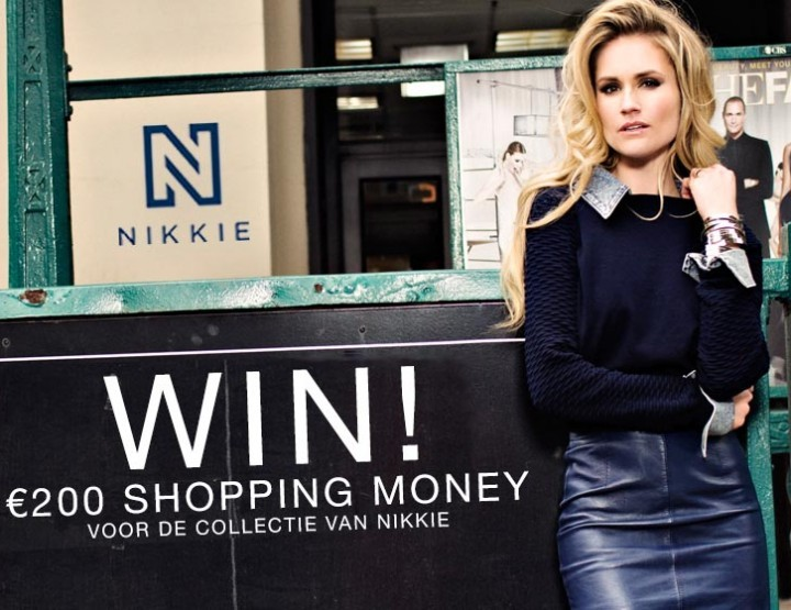 Win: € 200 Shopping Money voor de collectie van NIKKIE!