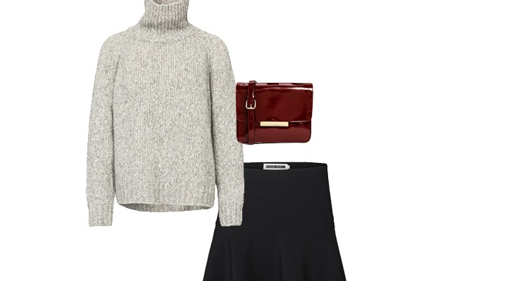 Styled By Manon: Look #19 / Oversized Knit