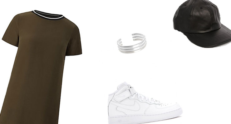 Styled by Manon: Look #22 / Sporty Dress
