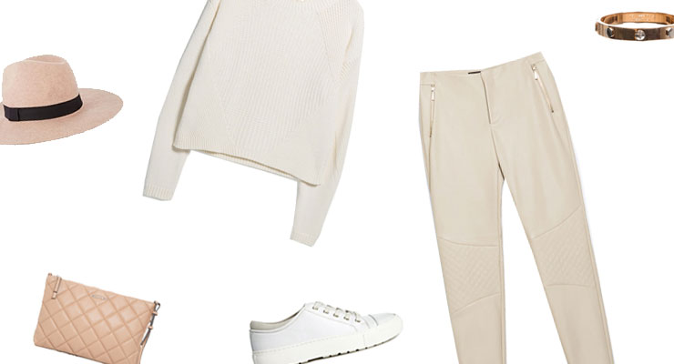 Styled by Manon: Look #47 / Beige look