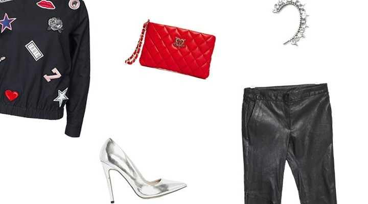 Styled by Manon: Look # 31 / silver pumps