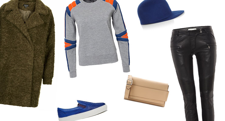 Styled by Manon: Look #59 / Sporty Sweater
