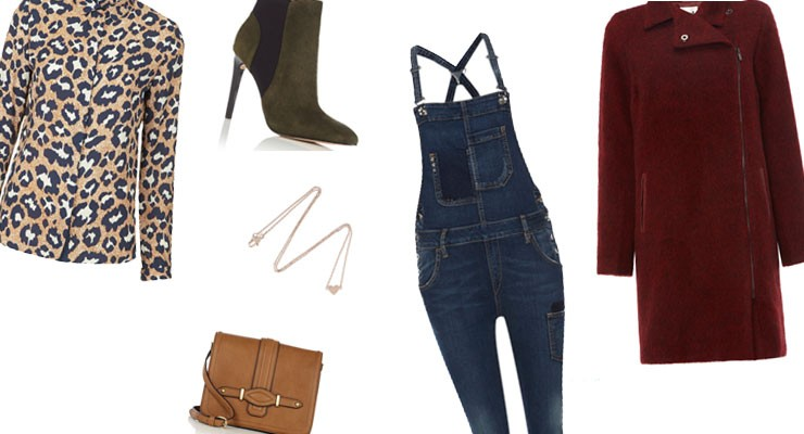 Styled by Manon: Look #56 / Autumn colors