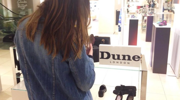 Spotted by Manon: Dune loafers