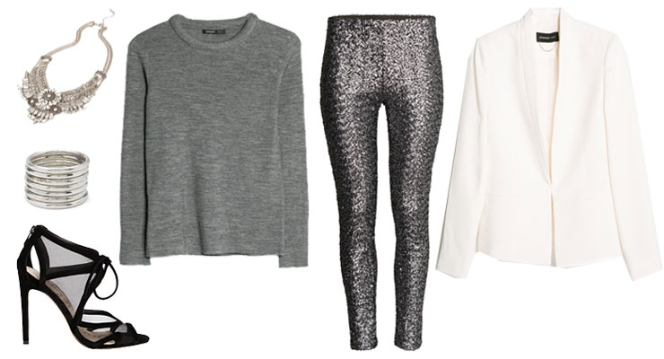 Styled by Manon: Look #86 / Sequin pants
