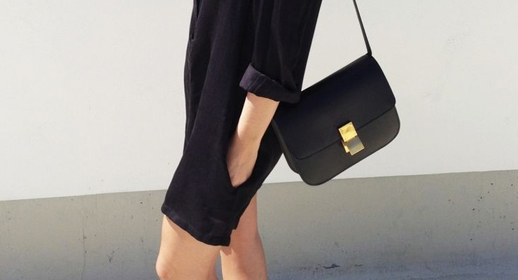 Broke or Bargain: Céline box bag