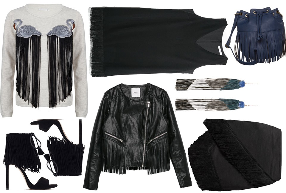 Fringe items