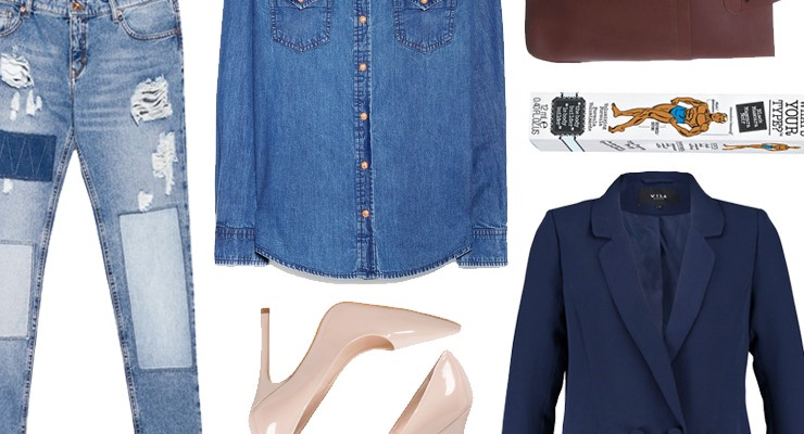 Styled by Manon #201 / Double denim