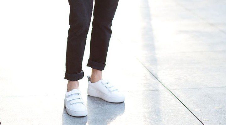 Broke or Bargain: Sandro sneakers