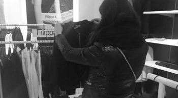 Spotted by Manon: Filippa K bomber