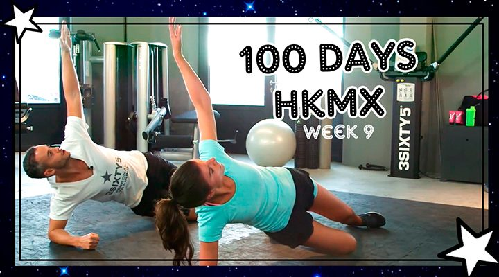 100 days HKMX challenge – Week 9 – MonStyle
