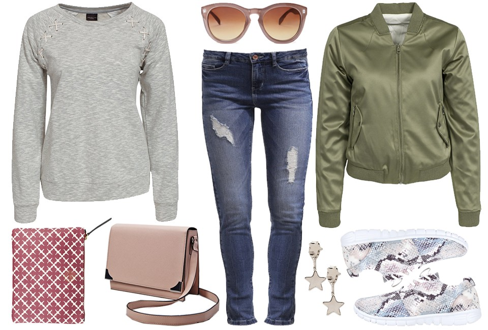casual sunday outfit