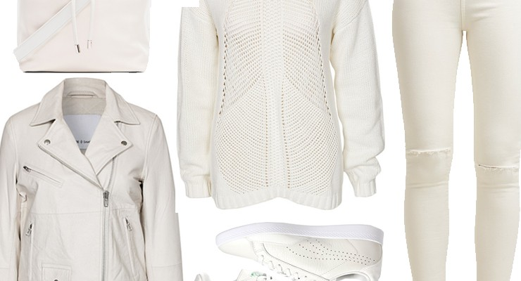 Styled by Manon #206 / White look