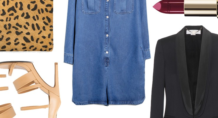 Styled by Manon #286 / Denim playsuit