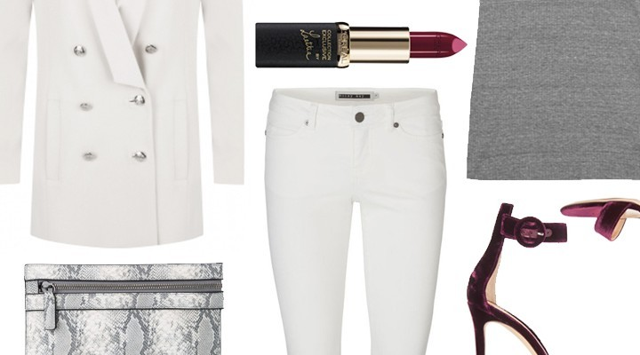 Styled by Manon #306 / All-white outfit