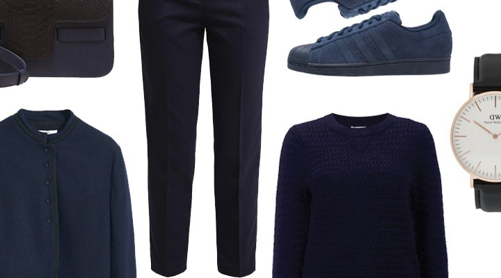 Styled by Manon #467 / 'Blue' Monday