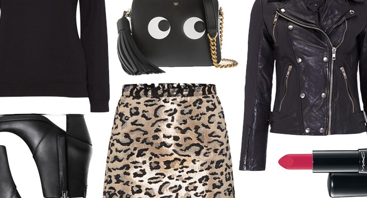 Styled by Manon #484 / Dé knipoog bag