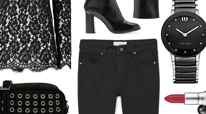Styled by Manon #485 / Party look zonder jurk