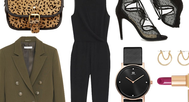 Styled by Manon #495 / Black jumpsuit
