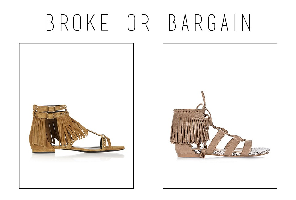Broke or Bargain