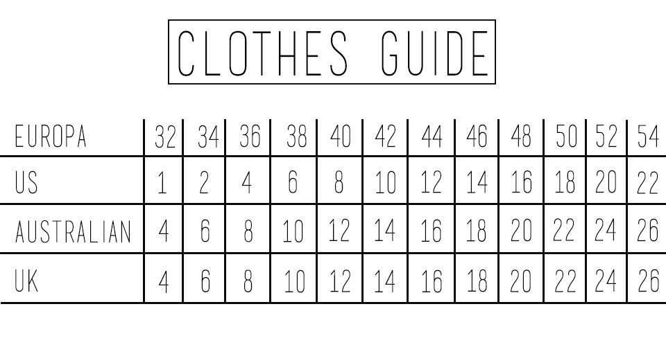 clothes-guide