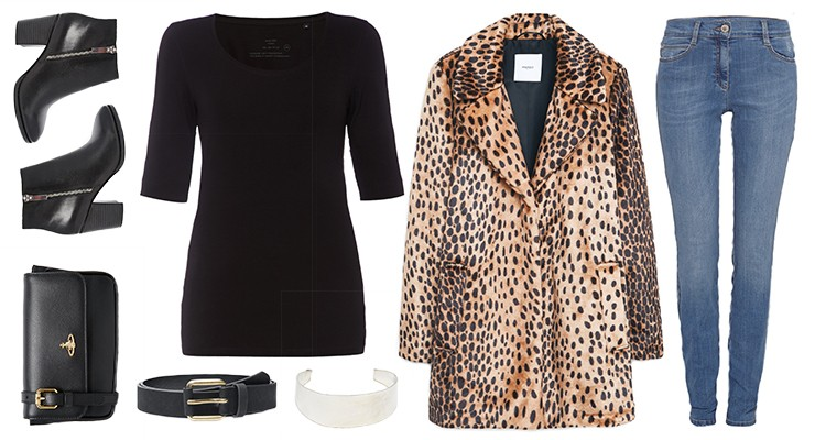 Styled by Manon #529 / Leopard Sunday