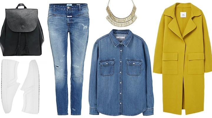 Styled by Manon #536 / Denim on denim