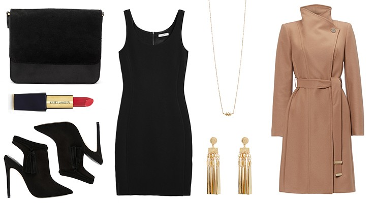 Styled by Manon #542 / Classy in black