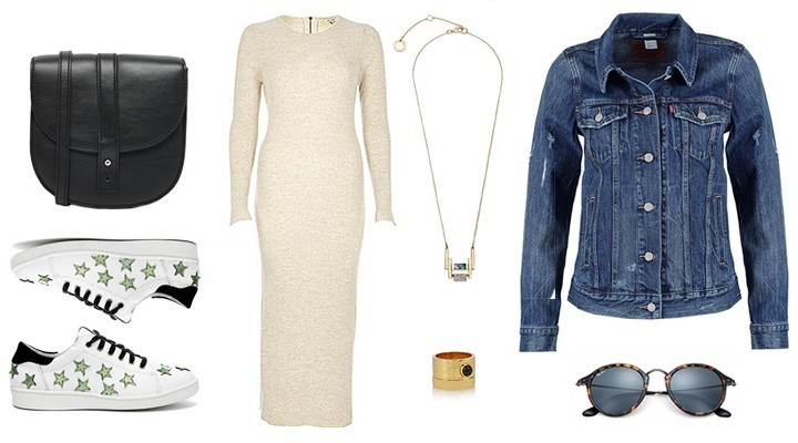 Styled by Manon #520 / Maxidress in de winter