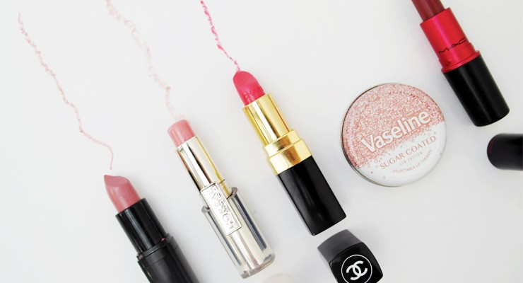 Editor's pick: onze favourite lipsticks!