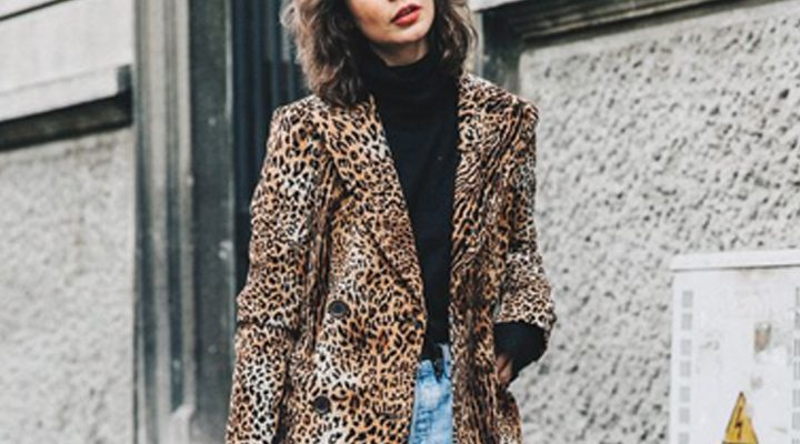 Styled by Manon #779 - Leopard coat