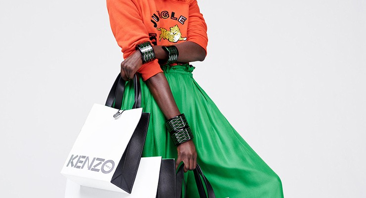 De complete collectie van H&M x Kenzo is bekend!