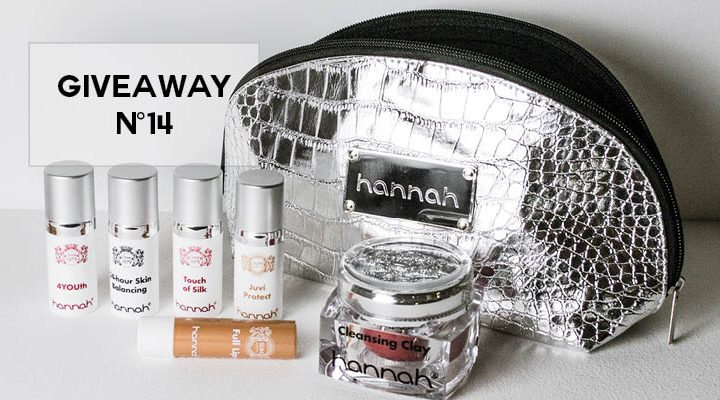 GIVEAWAY #14 - Handbag essentials van hannah