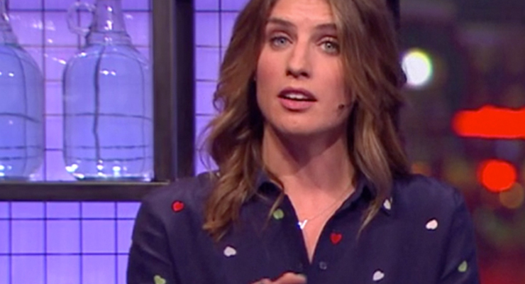 Marieke Elsinga's RTL Late night looks van de week