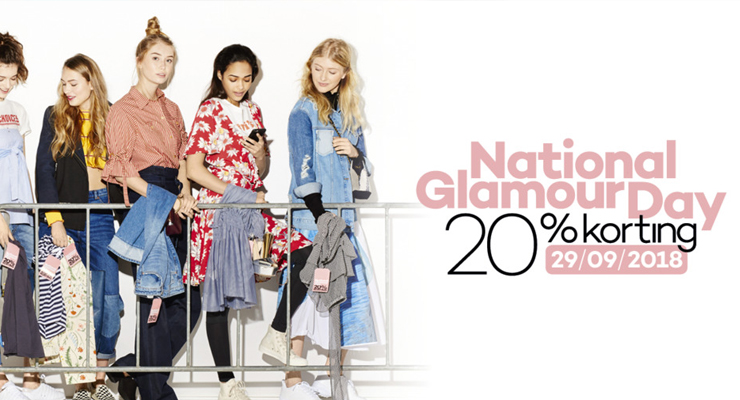 Kortingscodes voor National Glamour Day