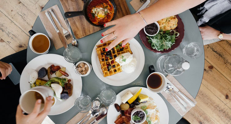 6 late breakfast hotspots in Nederland