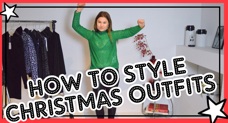 How to style: je kerstoutfit!