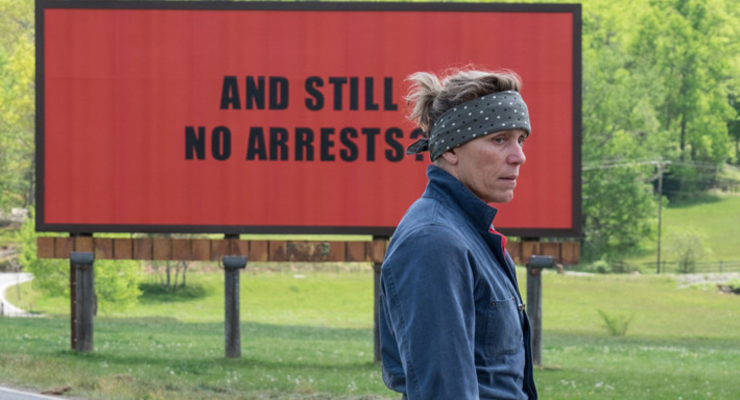 Bioscoop-tip: Three Billboards Outside Ebbing, Missouri