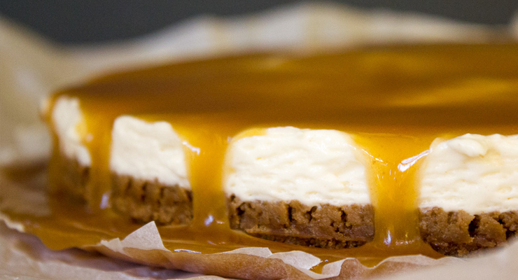 RECEPT: Bastogne cheesecake met butterscotch