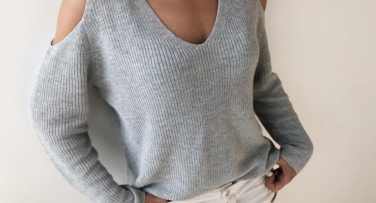 De cold shoulder tops die je NU wilt shoppen