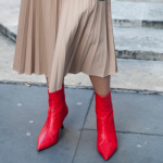 Broke or Bargain: Fendi pleated midi skirt