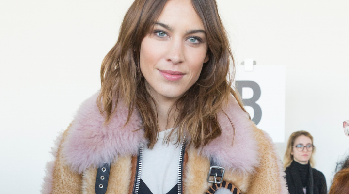 How to: get the Alexa Chung look