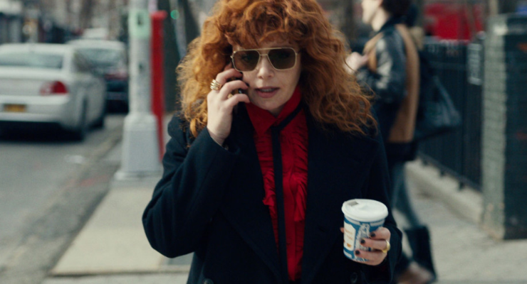 TV-tip: Russian Doll