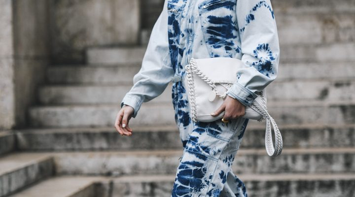 Broke or Bargain: Stella McCartney tie-dye boilersuit