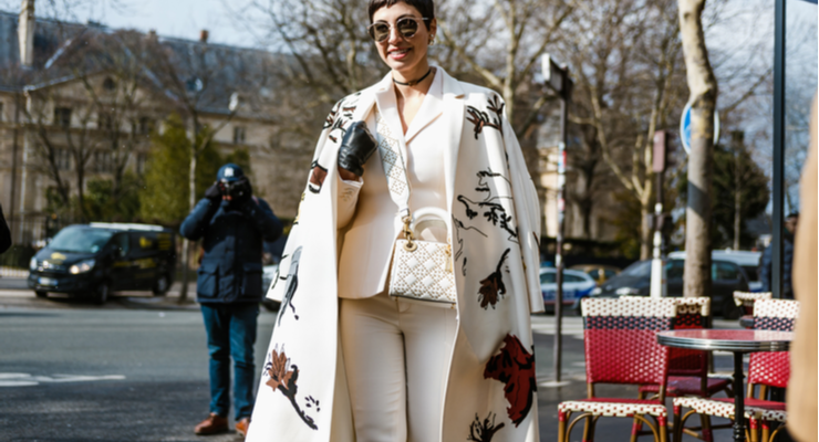 Style It Yourself – All white