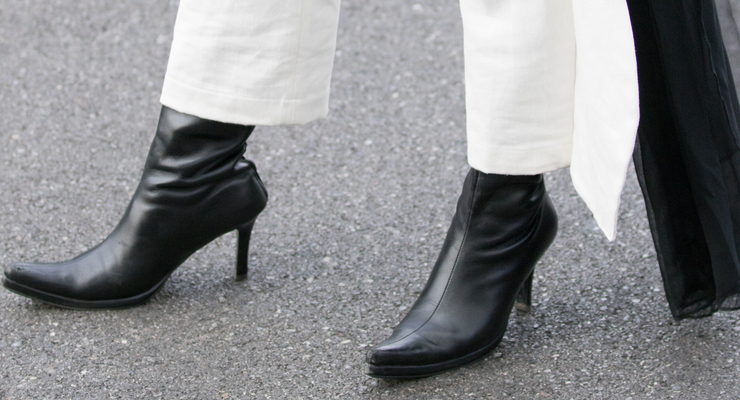 Broke or Bargain: de Gianvito Rossi knee boots